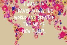 Here I Come! ✈ / by Miranda Hoagland