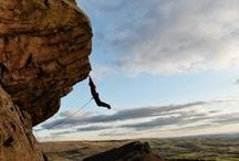 Rock Climbing / Photos of rock climbers sending rock climbs all over the world. Whether you prefer sport or trad rock climbing, it's all what we want to be doing right now.