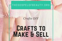|| Crafts to Make and Sell || / DIY, crafts, party ideas, party inspirations