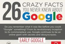 Google / Infographics about Google and Google+