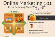 Emarketing / Online Marketing, Social Media and Technology related Infographics for Businesses