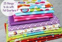 Fabric...Felt...sewing...Patterns / by Holli Head