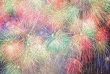 Celebrate ~ Fireworks / by Coralie Jones