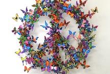 Art ~ ☮ Peace ☮ Signs ☮ / by Coralie Jones