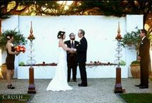 Adobe Wedding- Lindsey and Ahren / Boronda Adobe Monterey
