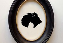 ~silhouette my pet~ / A board for samples of my original silhouette designs. / by Eliza - SilhouettemyPet