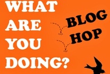 What Are You Doing? Blog Hop 2015 / Every entry that has posted on my blog hop in 2015 will be featured in this board! Add your blog here: http://contentemeant.blogspot.com/search/label/WAYD%3F
