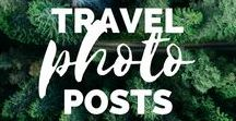 Travel Photography / Travel Photo Posts includes some of my favourite travel photography. It also includes any image-based travel blog posts, great if you're looking for visual travel inspiration! Some of the most photogenic places I have visited are Japan, India and Slovenia!