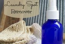 + Green Cleaning / Natural, homemade cleaning supplies. / by Kelly Youngberg