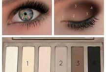 Make up / by Jen Taborski D'Alessandro