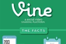 Vine / Vine infographics #video