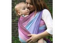 <3 Babywearing / Pretty carries/wraps I have had, have or would love to have