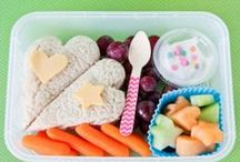 School Lunch Ideas / Great ideas to pack school lunches for your kids!