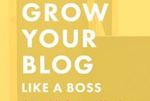 Blogging & Business / Helpful articles that relate to the business of blogging and social media, including Pinterest!