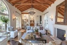 Living Rooms / Beautifully decorated living spaces