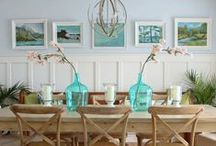Dining Spaces / Where tables, chairs, and good eats meet!
