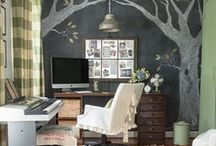 Home Offices / Home offices and other hard-working spaces
