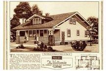 Blast from the Past / Vintage and Historic House Photos and Floorplans