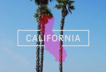 LOCAL | CALIFORNIA / The great places to eat, drink and workout in California! / by VegaTeam
