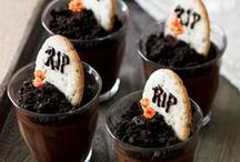 Halloween Recipes & Crafts / Halloween food | Halloween recipes | Halloween decorations | Halloween crafts | Halloween Party |