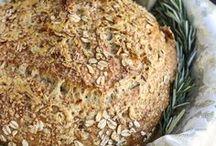 Healthy Bread Recipes / Healthy bread recipes, vegan bread recipes, vegetarian bread recipes, no-knead bread recipes, quick bread recipes, easy bread recipes.