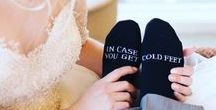 Grooms Socks Groom Socks Wedding Socks Wedding Gift Ideas / Wedding gift ideas Groom, Father of the Bride, Groomsmen  IN CASE YOU GET COLD FEET  BY YOUR SIDE EVERY STEP OF THE WAY SPECIAL SOCKS FOR A SPECIAL WALK OF ALL OUR WALKS THIS IS MY FAVORITE  wedding socks grooms socks wedding gift wedding colors www.ColdFeetWeddingSocks.Etsy.com