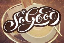 Lettering and Fonts / Hand lettering and font design