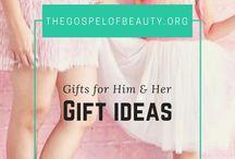 || Gift Ideas ||
