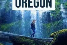 portland|oregon / Impromptu trip to Oregon with Shawnee