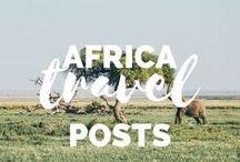 Africa Travel Posts / Africa Travel Posts for all the travel inspiration you need to visit this amazing continent. Including places like; Algeria, Botswana, Cameroon, Cape Verde, Egypt, Ghana, Kenya, Madagascar, Malawi, Mauritius, Morocco, Mozambique, Nigeria, Rwanda, Senegal, Seychelles, Sierra Leone, South Africa, Tanzania, Tunisia, Uganda, Zambia, Zimbabwe and more!