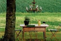 Favorite Places & Spaces / Favorite places and spaces to enjoy and browse! / by Wendy Del Monte