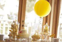 birthday party ideas / by Lindsey Croston