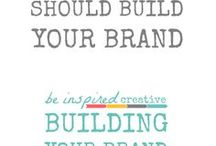 Branding // Build a Brand / Branding your business, branding a work at home business, working from home on your brand, using yourself as your brand, building a brand. #branding, #business, #smallbusiness, #biztips