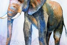 Art: Animals / Photos and paintings of animals