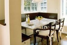 Home: Banquette Planning / by Jennifer Stanford