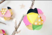 DIY - Paper and felt / by Marjolaine Bourget