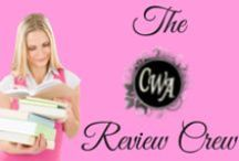 CWA Review Crew / Find the amazing books and products being reviewed now by The CWA Review Crew.