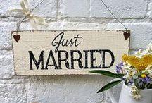 Wedding Ideas / Super cool wedding ideas