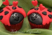 ladybugs / by Ladyvick Artesanias