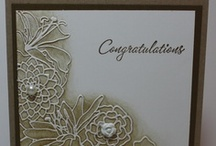 My Cards and Paper Creations / by Sue Richardson