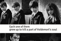 Harry Potter / by Gail Speiss