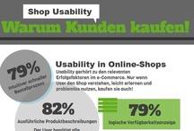 Piktocharts / Infografiken, Piktocharts E-Commerce / by lupi von Shoplupe