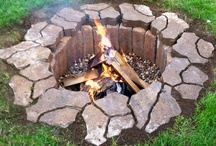 fire pits and starters