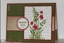 Just Believe-Stampin Up / Cards featuring Just Believe stamp set / by Sue Richardson
