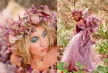 Cosplay: Cherry Blossom Inspirations / For my Cherry Blossom fairy costume. / by Jennifer Stanford