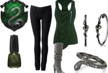 Cosplay: Slytherin Ambitions / by Jennifer Stanford