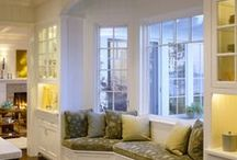 Bay windows / Bay window inspiration and beautiful bay window pictures!