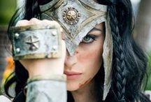 Cosplay: Wonder Woman / by Jennifer Stanford