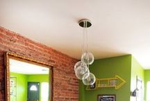 Decor - Lighting / by Marjolaine Bourget