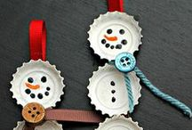 Teacher Inspiration {Holiday/Art Projects} / by Alexis Georgeson